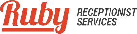 Ruby Receptionist Logo